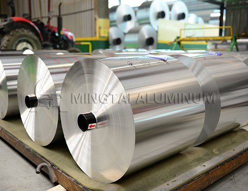 8011 aluminum foil supplier