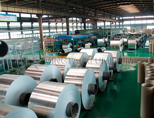 5454 aluminum coil supplier