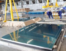 3mm 4mm 5mm thickness Aluminum Sheet Exported to Indonesia