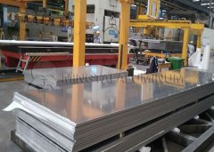 1.0mm 1.5mm 2mm 3mm 4mm H14 1100 Aluminum Sheet in Malaysia
