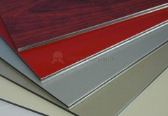 external wall material/outdoor wall panels/composite aluminum sheets 3003 h24 price in uae