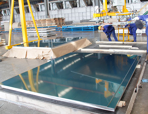 5052 aluminum sheet specification